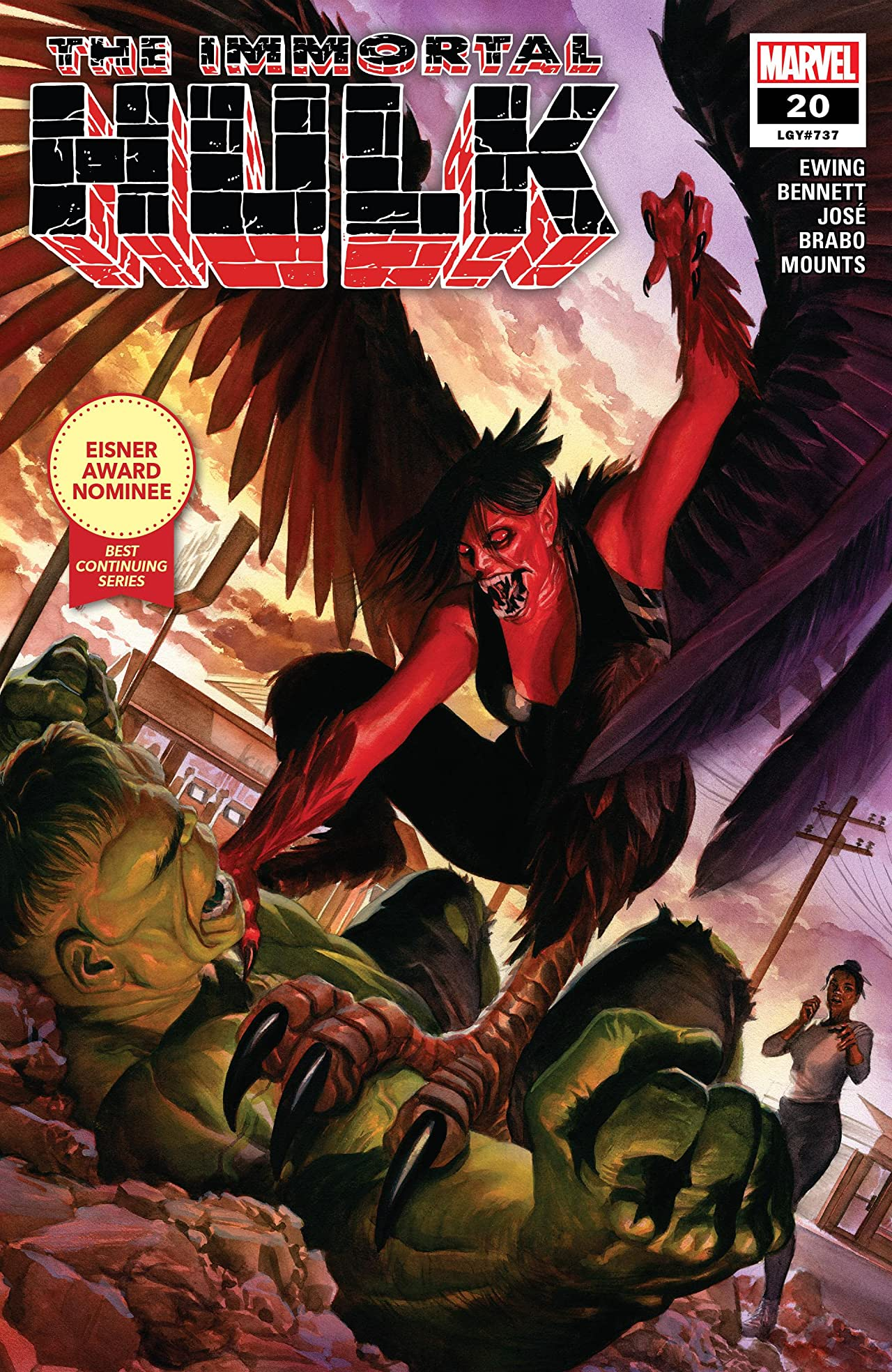 Immortal Hulk (2018-) #20