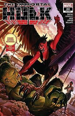 Immortal Hulk (2018-) #20