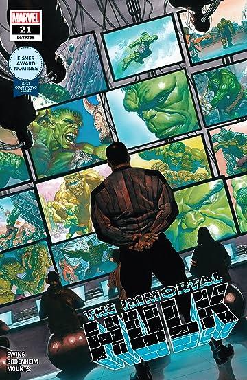 Immortal Hulk (2018-) #21