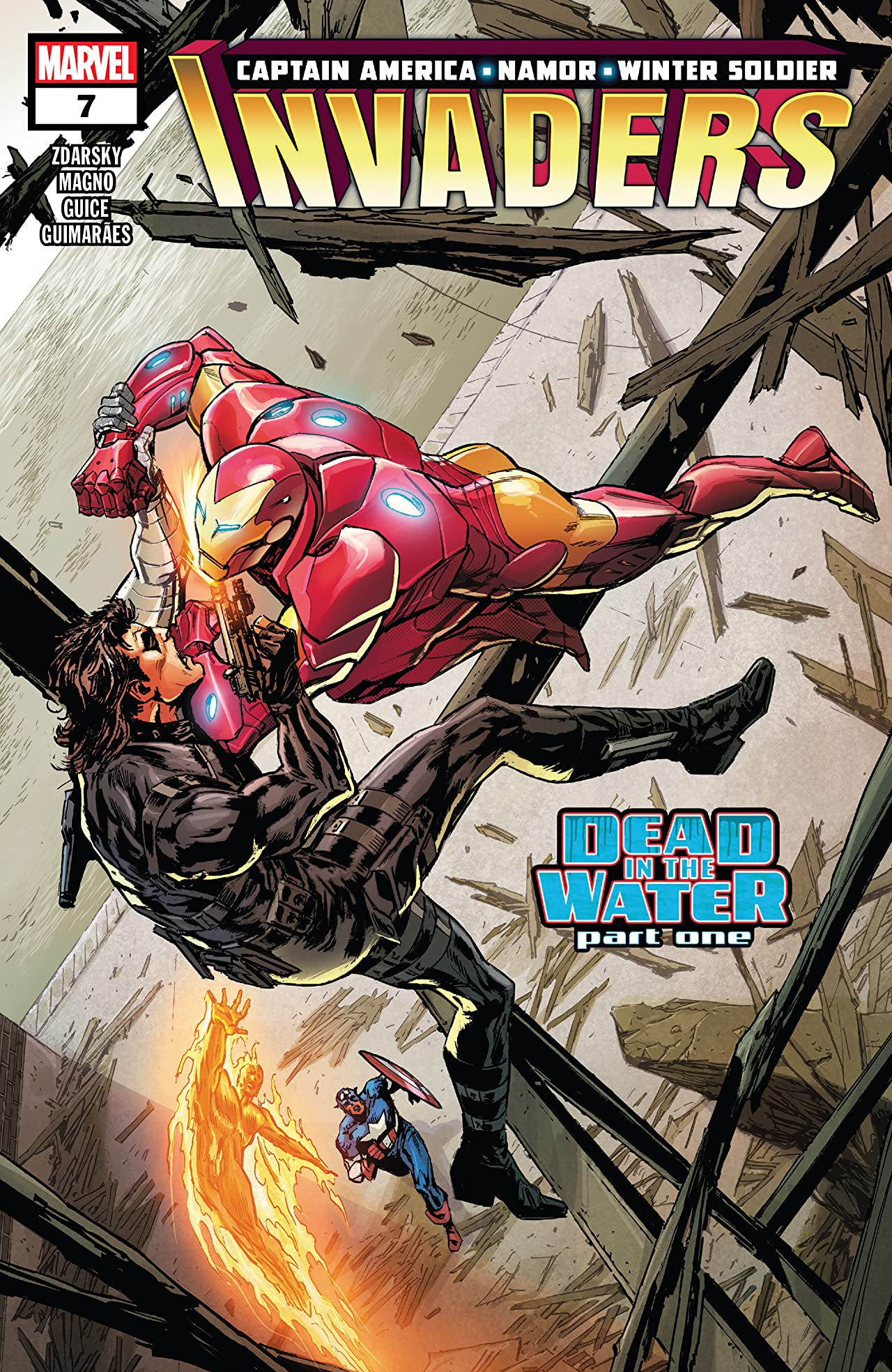 Invaders (2019) #7