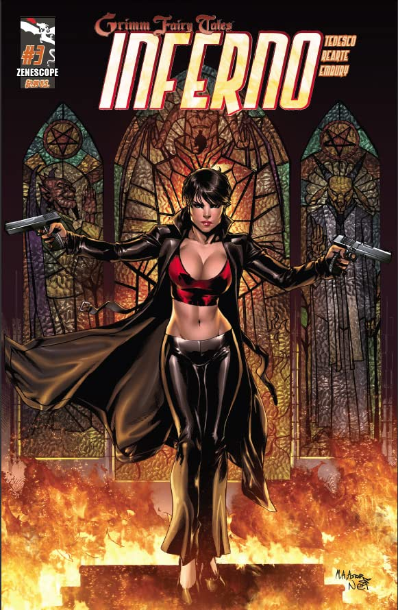 Grimm Fairy Tales: Inferno #3 (of 5)