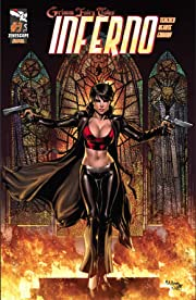 Grimm Fairy Tales: Inferno #3