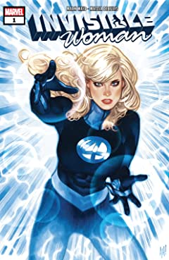 Invisible Woman (2019-) #1 (of 5)