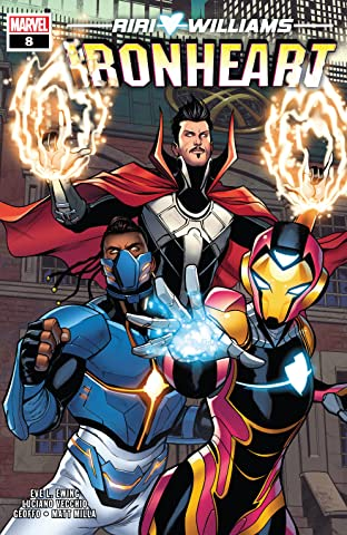 Ironheart (2018-) No.8