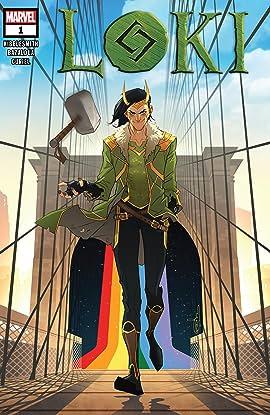 Loki (2019) #1