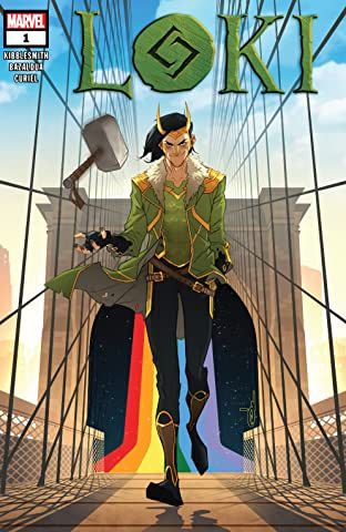 Loki (2019-) No.1