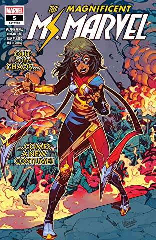 Magnificent Ms. Marvel (2019-) No.5