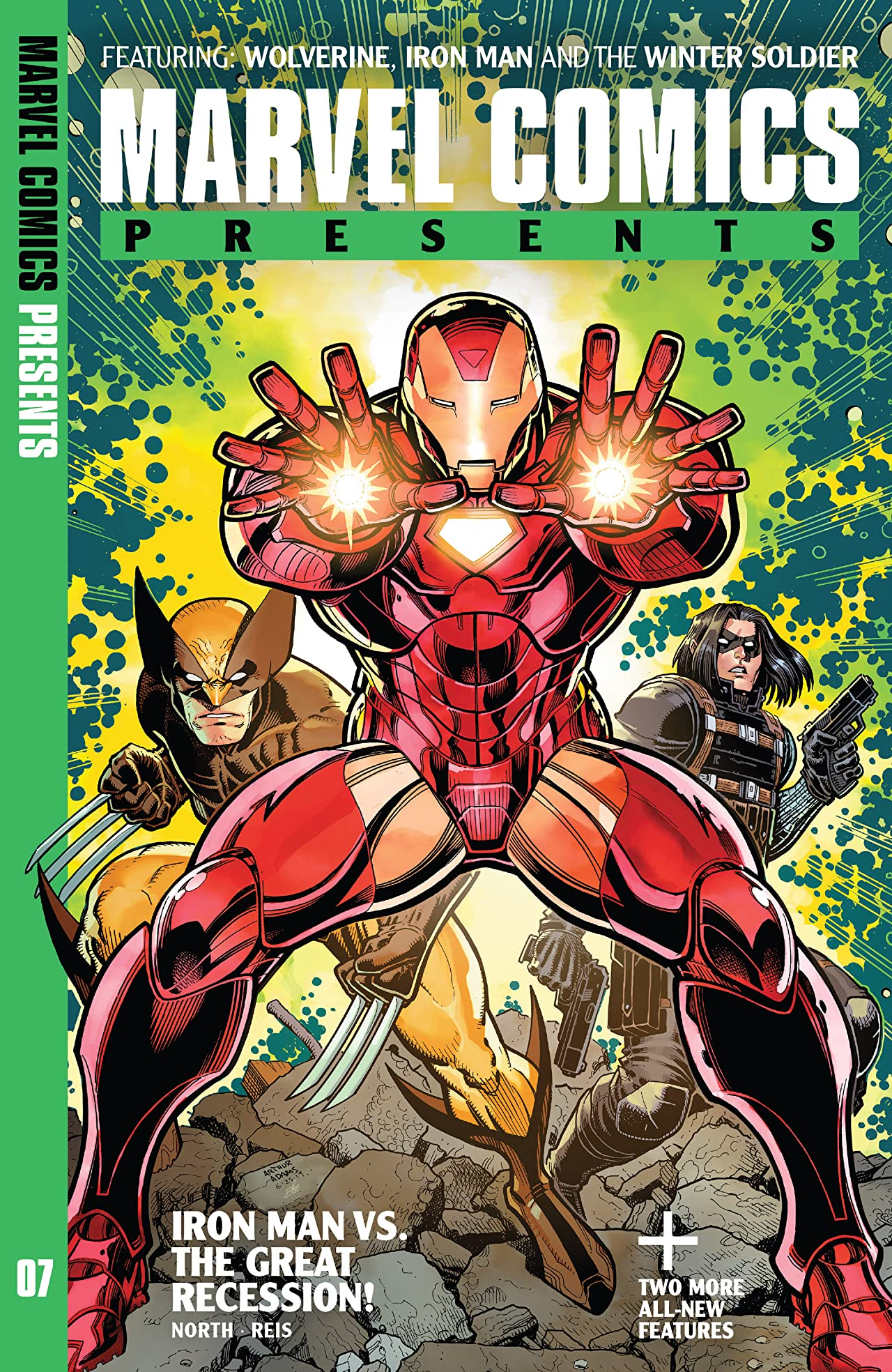 Marvel Comics Presents (2019-) #7
