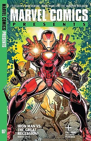 Marvel Comics Presents (2019-) #7