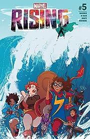 Marvel Rising (2019) #5 (of 5)