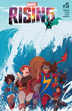 Marvel Rising (2019) #5 (of 5)