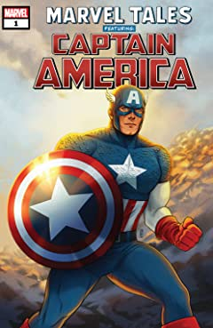 Marvel Tales: Captain America (2019) No.1