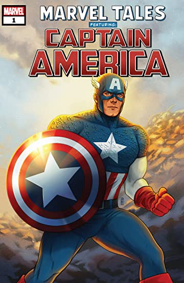 Marvel Tales: Captain America (2019) #1