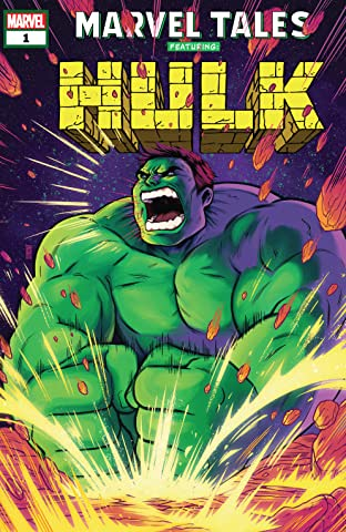 Marvel Tales: Hulk (2019) No.1