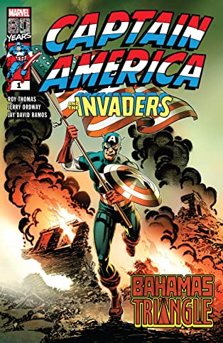 Captain America & The Invaders: The Bahamas Triangle (2019) #1