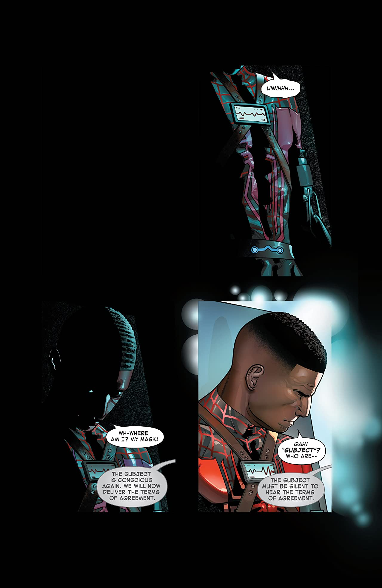 Miles Morales: Spider-Man (2018-) #8