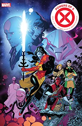 Powers Of X (2019-) #1 (of 6)