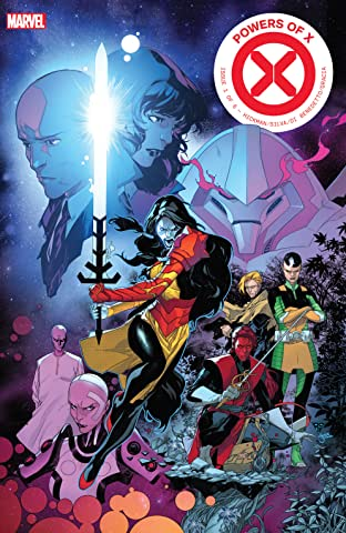 Powers Of X (2019-) No.1 (sur 6)