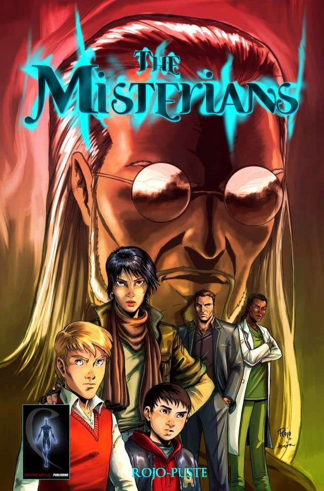 The Misterians (Spanish) #1