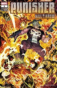Punisher Kill Krew (2019-) #1 (of 5)