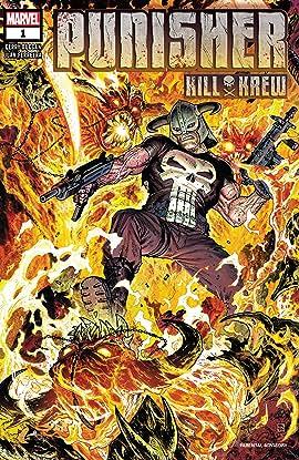 Punisher Kill Krew (2019) #1 (of 5)
