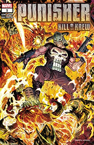 Punisher Kill Krew (2019) #1 (of 5)