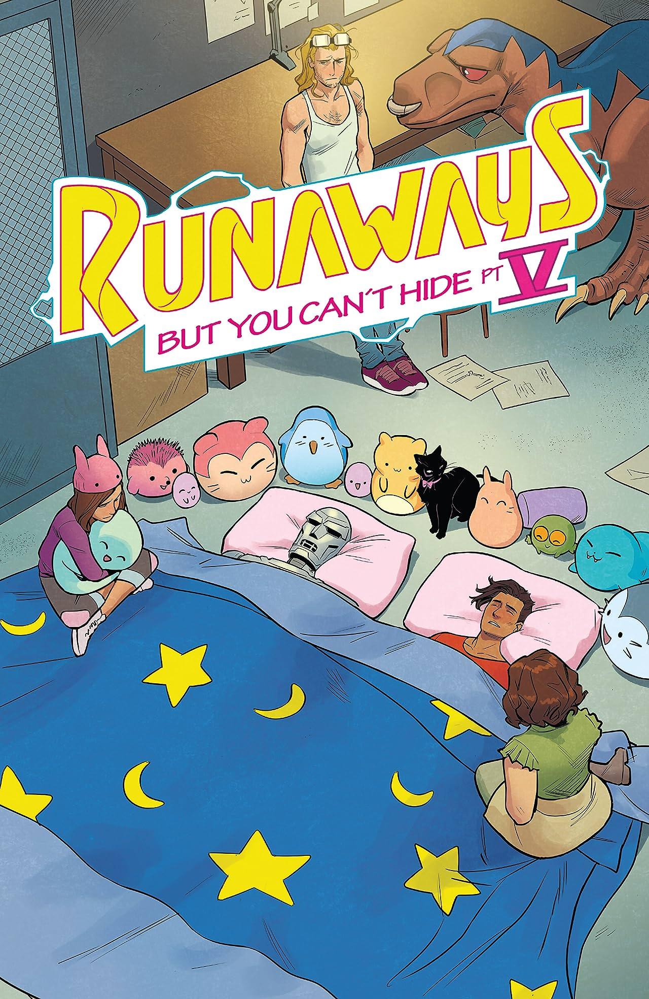 Runaways (2017-) #23