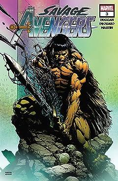Savage Avengers (2019-) #3