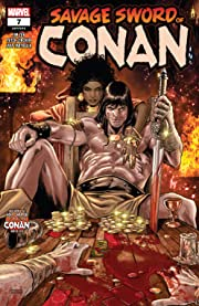 Savage Sword Of Conan (2019-) #7