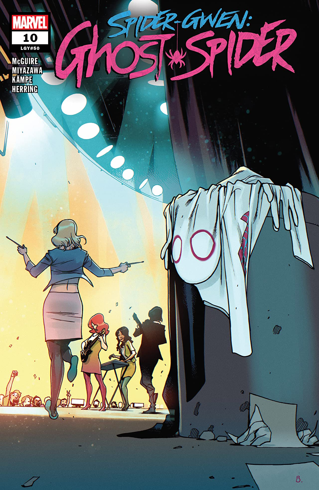 Spider-Gwen: Ghost-Spider (2018-) No.10