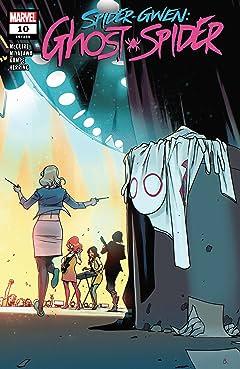 Spider-Gwen: Ghost-Spider (2018-) #10