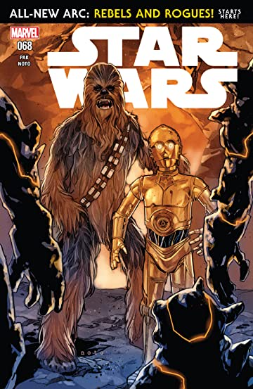 Star Wars (2015-) No.68