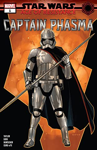 Star Wars: Age Of Resistance - Captain Phasma (2019) No.1