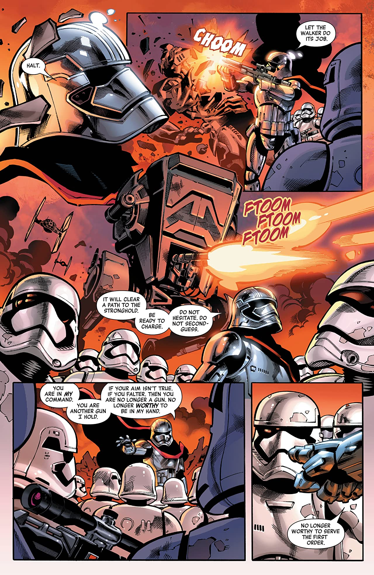 Star Wars: Age Of Resistance - Captain Phasma (2019) #1