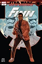 Star Wars: Age Of Resistance - Finn (2019) #1