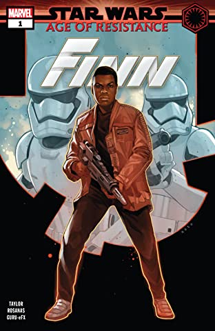 Star Wars: Age Of Resistance - Finn (2019) No.1