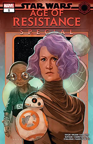 Star Wars: Age Of Resistance Special (2019) No.1