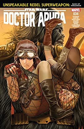 Star Wars: Doctor Aphra (2016-) #34