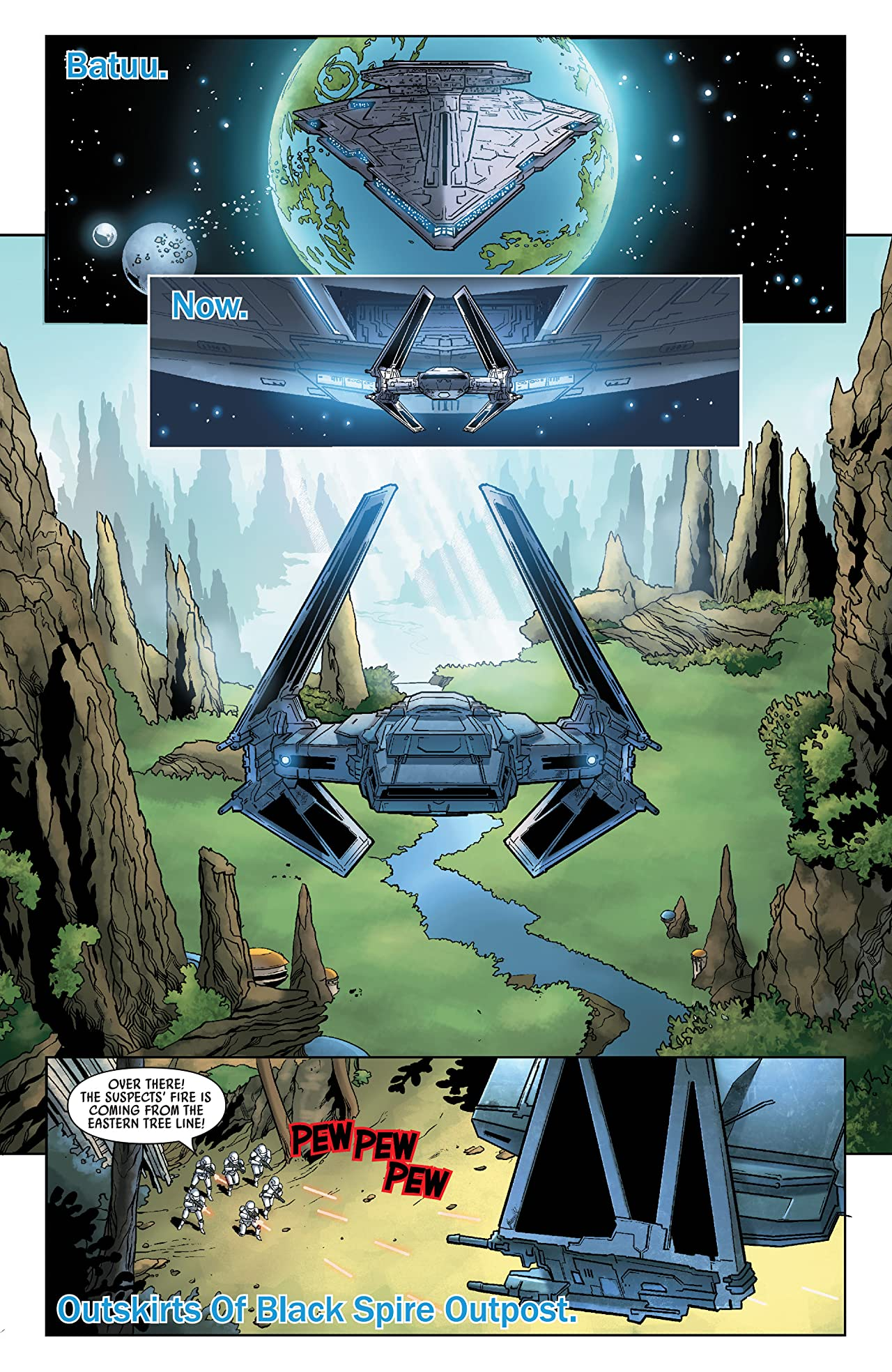 Star Wars: Galaxy's Edge (2019) #4 (of 5)