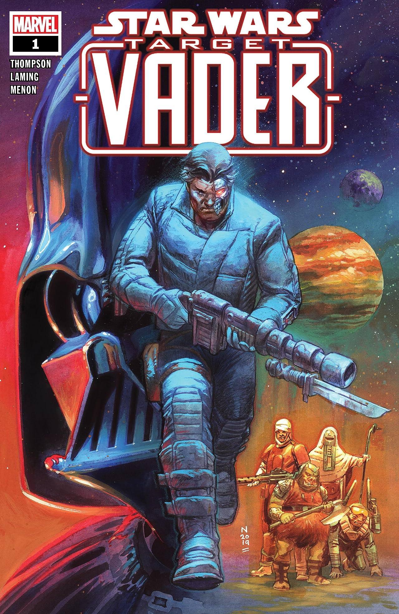 Star Wars: Target Vader (2019-) No.1 (sur 6)