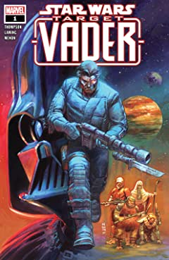 Star Wars: Target Vader (2019) #1 (of 6)