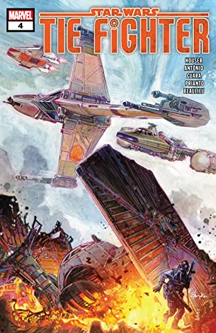 Star Wars: Tie Fighter (2019) No.4 (sur 5)