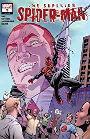 Superior Spider-Man (2018-) #9