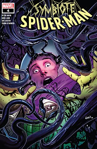 Symbiote Spider-Man (2019) No.4 (sur 5)