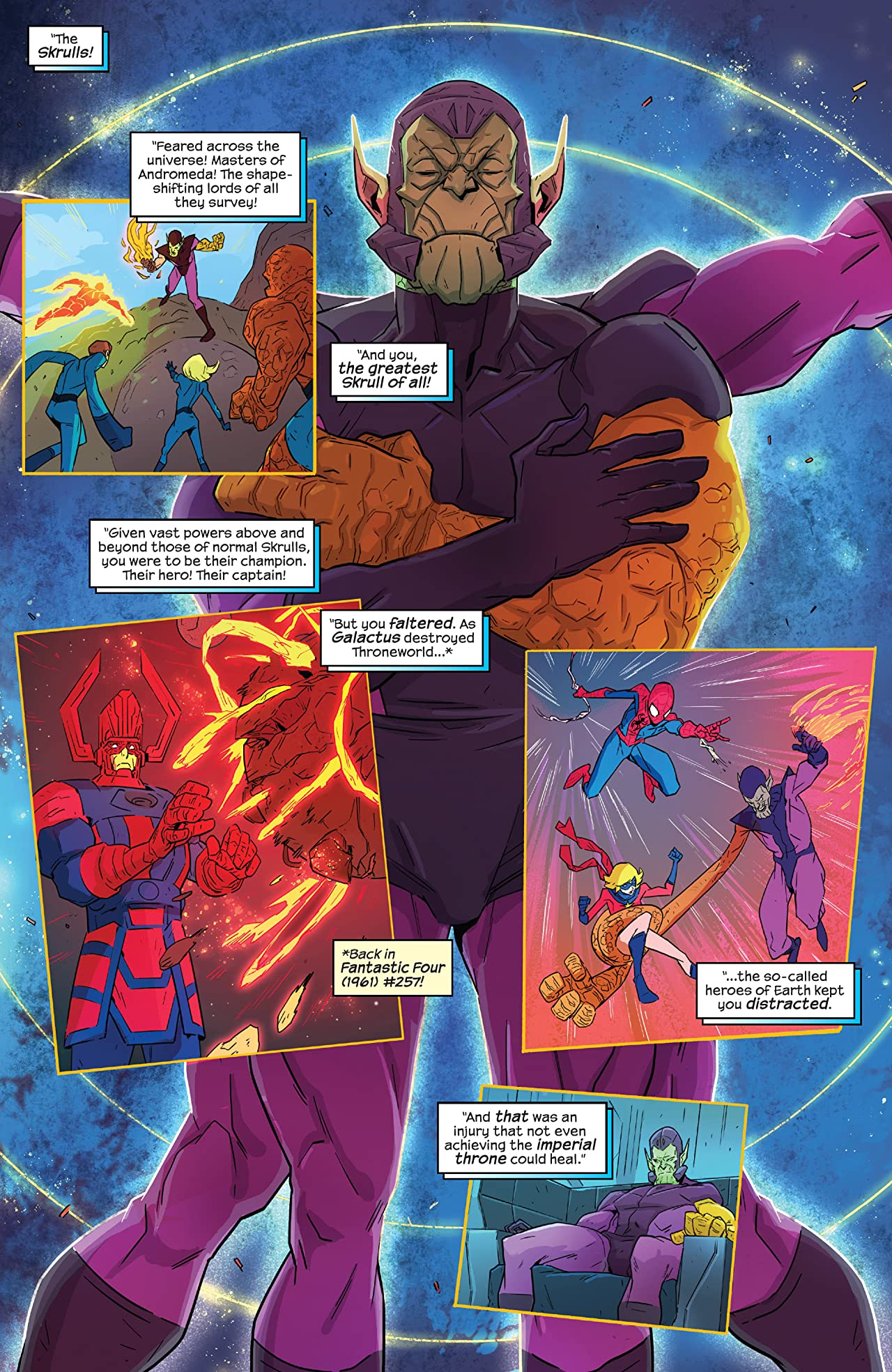 Ms. Marvel Annual (2019) No.1