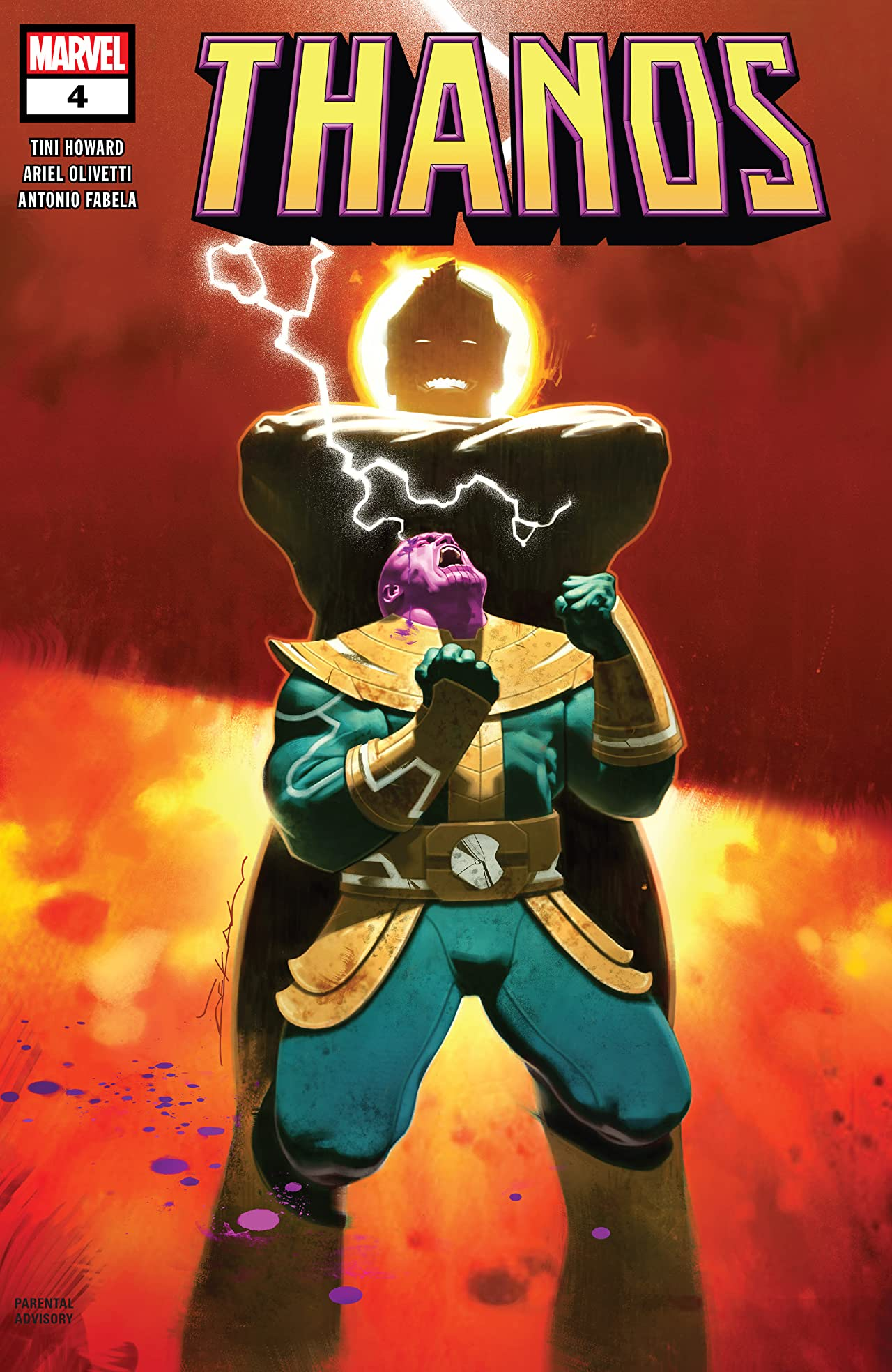 Thanos (2019-) No.4 (sur 6)