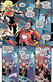 Tony Stark: Iron Man (2018-) #14