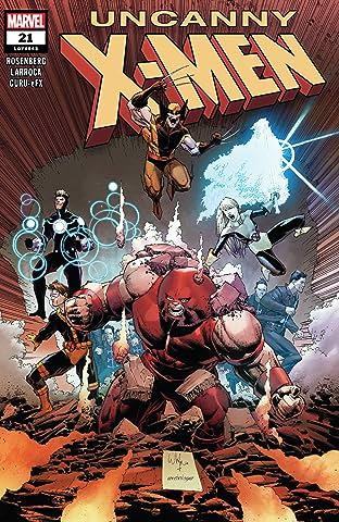 Uncanny X-Men (2018-) #21