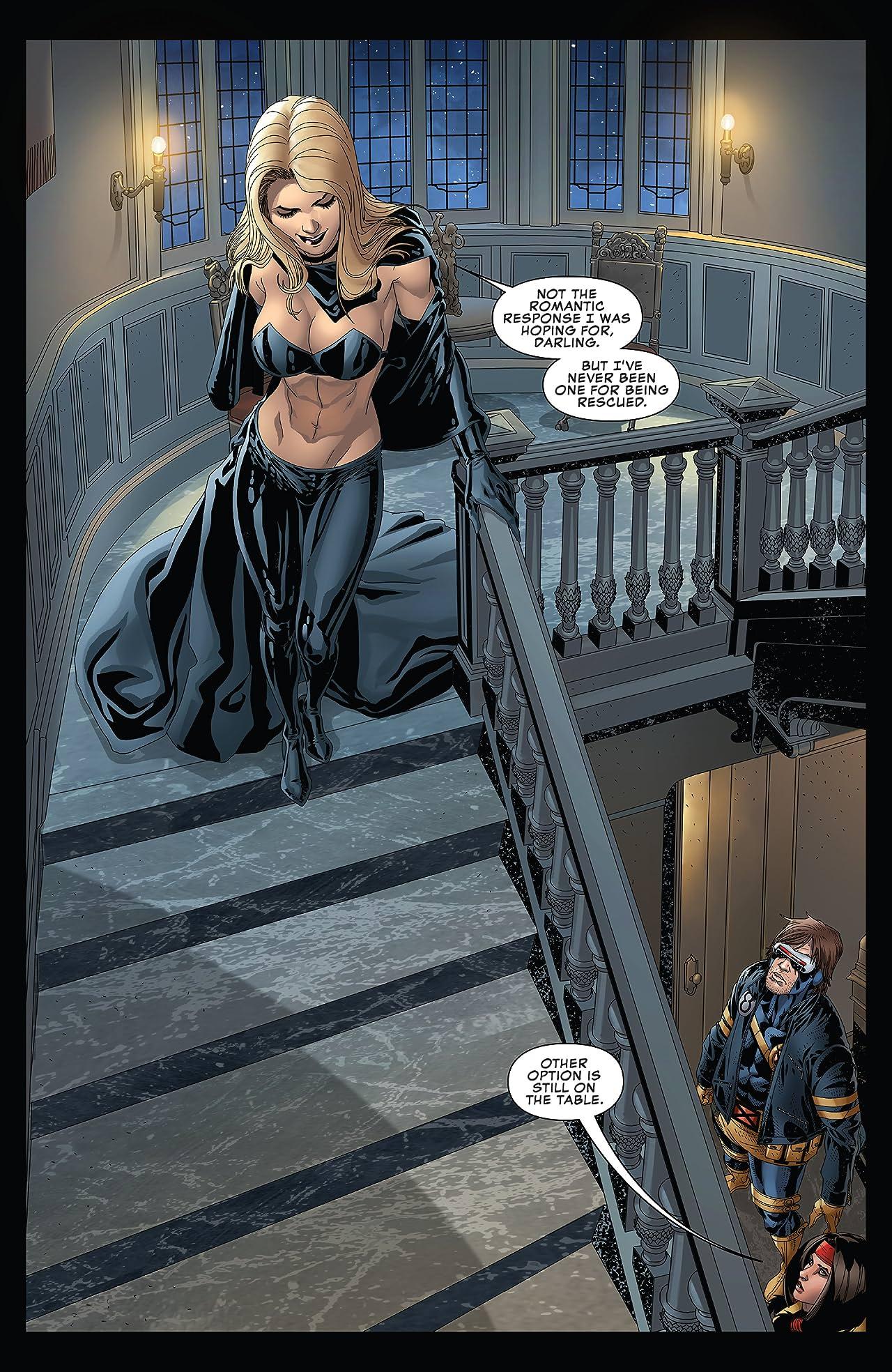 Uncanny X-Men (2018-2019) #21