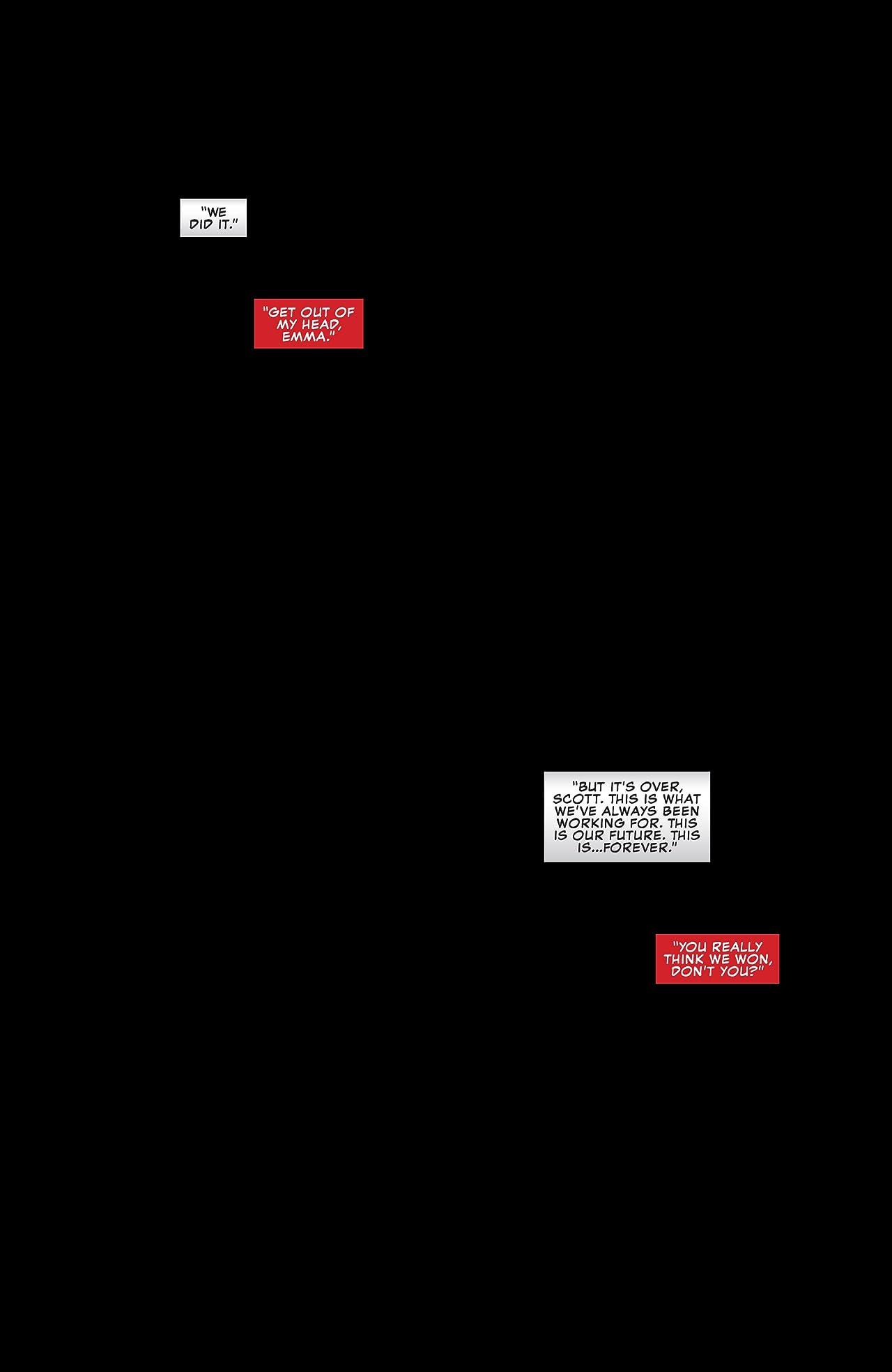 Uncanny X-Men (2018-2019) #22